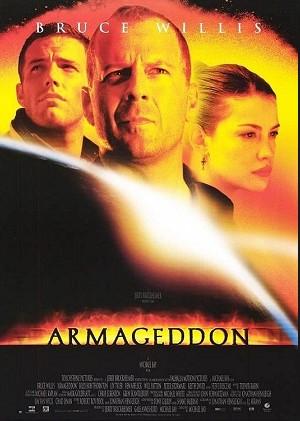 Armageddon locandina