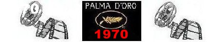 Banner palma d'oro 1970