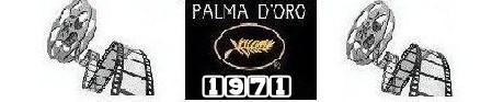 banner palma d'oro 1971