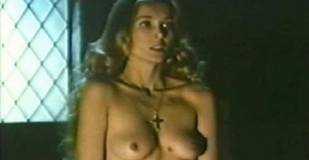Barbara Bouchet La badessa di Castro