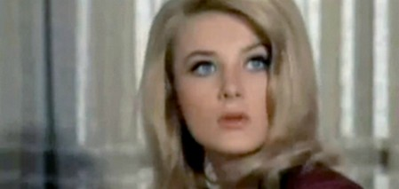 Barbara Bouchet L'uomo dell'Uncle