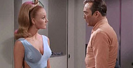 Barbara Bouchet Star trek