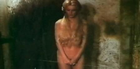 Barbara Bouchet Una cavalla tutta nuda