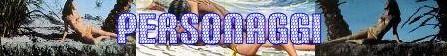 Bora Bora banner personaggi