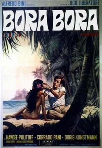 Bora Bora locandina 1