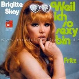 Brigitte Skay disco