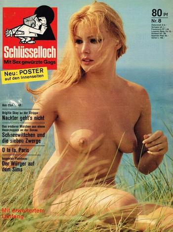 Brigitte Skay giornale 1