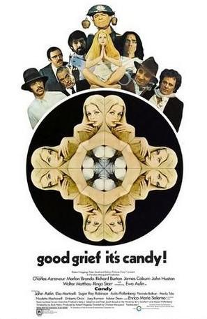 Candy banner locandine 2