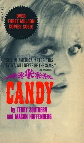 Candy banner locandine rom.