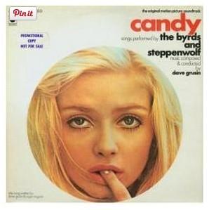 Candy banner locandine sound