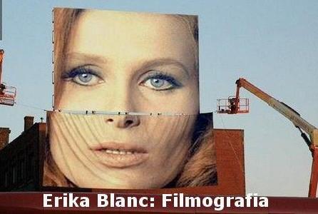 Erika Blanc banner Filmografia