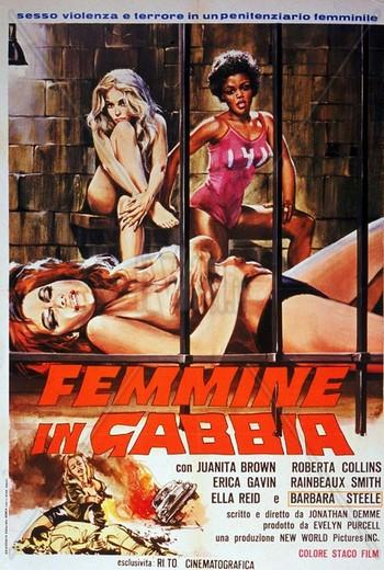 Femmine in gabbia locandina 3