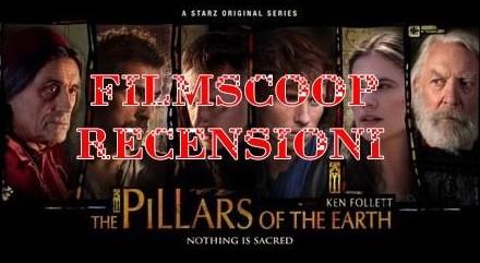 I pilastri della terra banner filmscoop