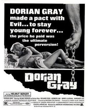 Il dio chiamato Dorian flano