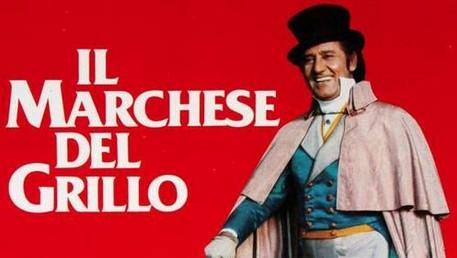 Il marchese del Grillo locandina