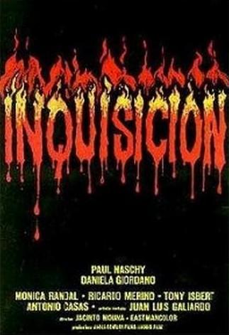 Inquisicion locandina