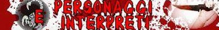 La coda dello scorpione banner personaggi