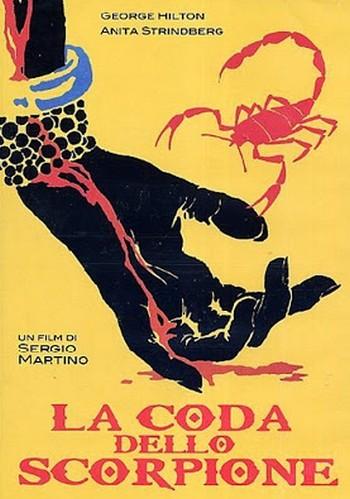 La coda dello scorpione locandina