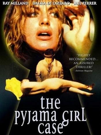 La ragazza dal pigiama giallo locandina