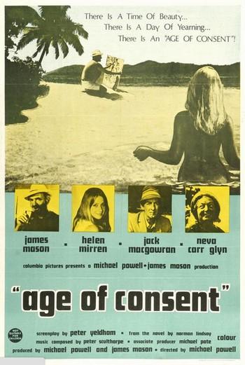 L'età del consenso locandina