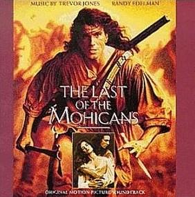 L'ultimo dei Mohicani locandina sound