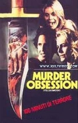 Murder obsession locandina