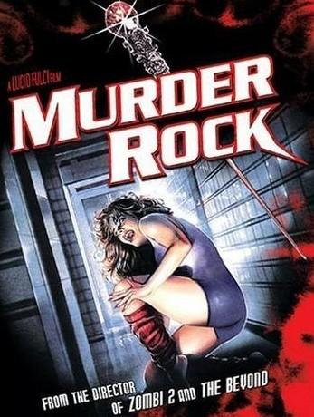 Murderock-uccide a passo di danza locandina