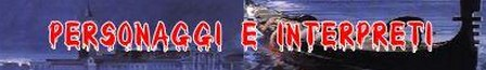 Nero veneziano banner personaggi