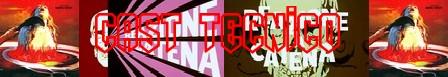 Reazione a catena banner cast