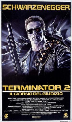 Terminator 2 locandina