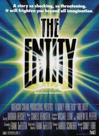 The entity locandina