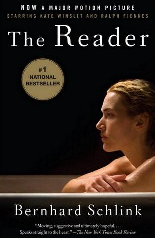 The reader locandina romanzo