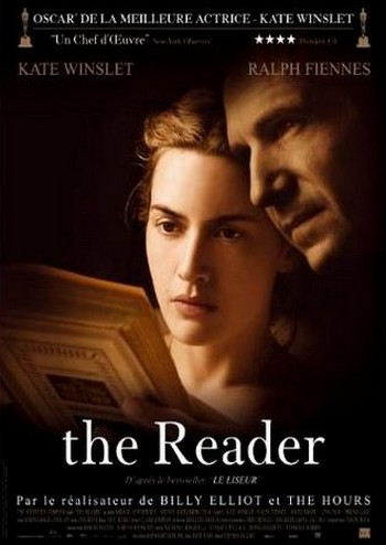The reader locandina