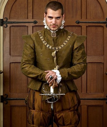 The Tudors 1 Charles Brandon
