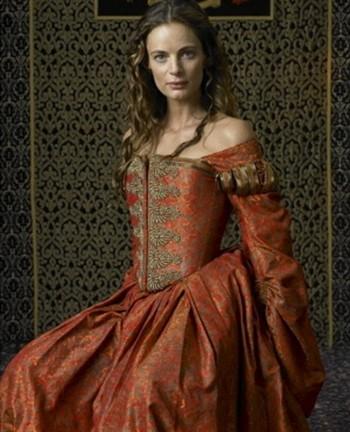 The Tudors 1 Gabrielle Anwar