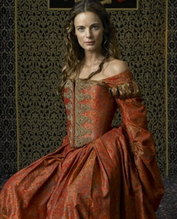 The Tudors 1 Gabrielle Anwar