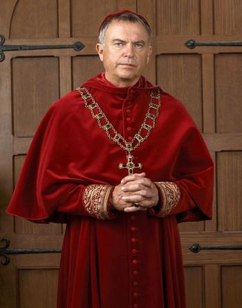 The Tudors 1 Sam Neill