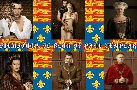 The Tudors banner
