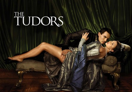 The Tudors wallpaper 1