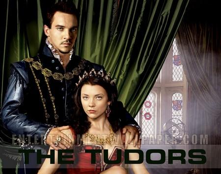 The Tudors wallpaper 2