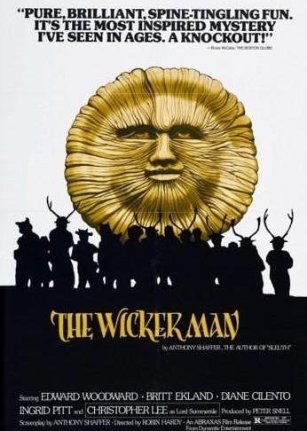 The wicker man locandina 2