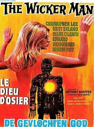 The wicker man locandina 4