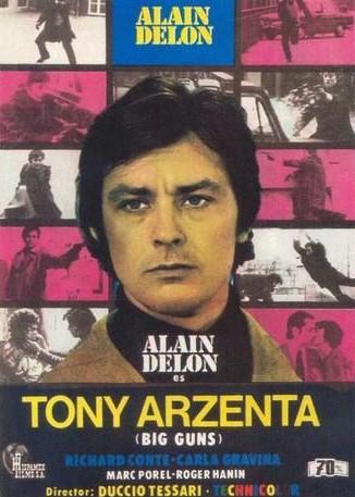 Tony Arzenta locandina 4
