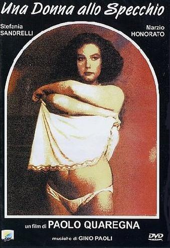 Una donna allo specchio locandina