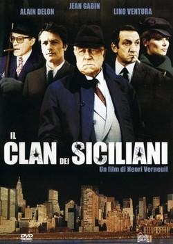 14 Il clan dei Siciliani locandina
