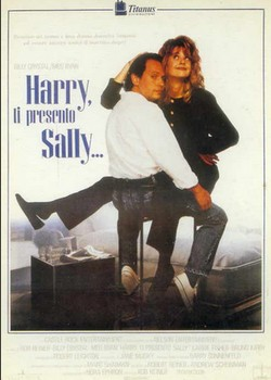 15 Harry ti presento Sally locandina