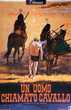 18 Un uomo chiamato cavallo locandina