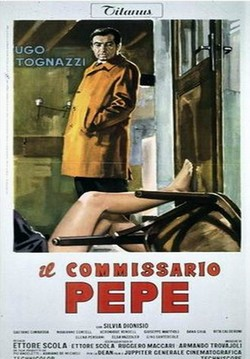 19 Il commissario Pepe locandina
