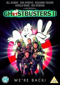 20 Ghostbusters 2 locandina