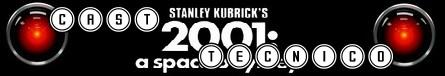 2001 odissea nello spazio banner cast